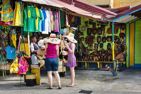 Ocho Rios Shopping Adventure