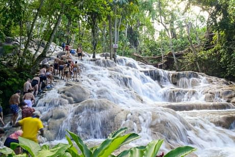 Dunns River Falls Amazing Experience